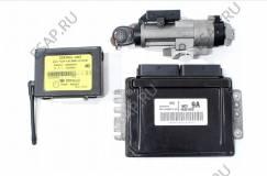 Комплект ЭБУ 5WY5407A 1B0T 96801800  Daewoo Matiz Chevrolet Spark 0.8