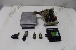 комплект ЭБУ XS7F-12A650-BD DUEL FORD MONDEO MK2 1.8 16V