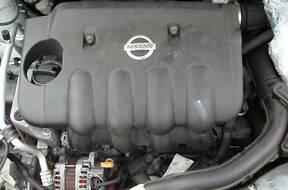 КОМПЛЕКТНЫЙ. двигатель NISSAN NOTE TIIDA QASHQAI 1,6