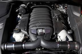 комплектный двигатель PORSCHE CAYENNE TURBO S 4.8 V8
