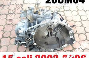 КОРОБКА ПЕРЕДАЧ 20UM04 BOXER CITROEN JUMPER 2.8HDI