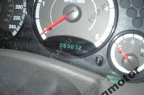 КОРОБКА ПЕРЕДАЧ 6 spd 05-07 Jeep Cherokee 2.8L CRD