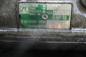 КОРОБКА ПЕРЕДАЧ АВТОМАТИЧЕСКАЯ BMW e36 2.8 m52 5hp18 ZF