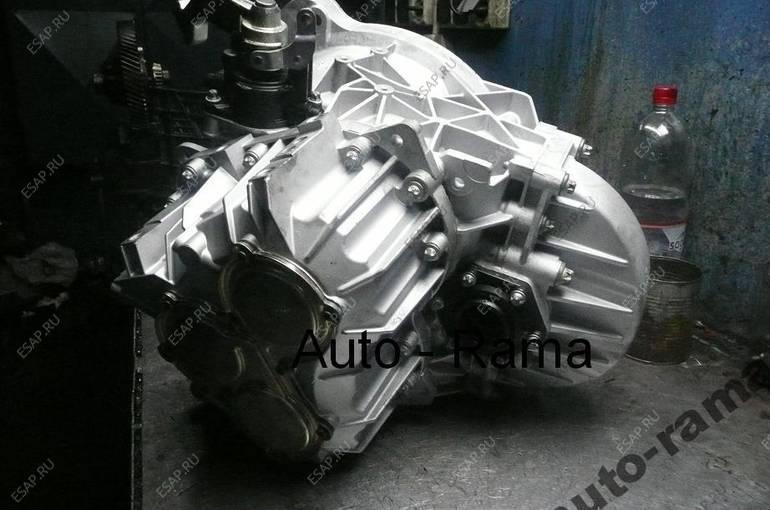 КОРОБКА ПЕРЕДАЧ Citroen Jumper 3.0HDI M40