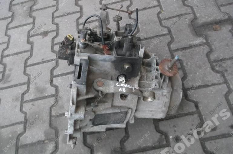 КОРОБКА ПЕРЕДАЧ Citroen Xsara I 1.8 99 ТЫС.km
