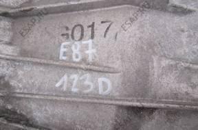 КОРОБКА ПЕРЕДАЧ МЕХАНИКА BMW E87 E81 E82 123d JGG