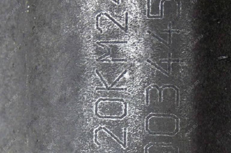КОРОБКА ПЕРЕДАЧ PEUGEOT BOXER 2.5 D 20KM24