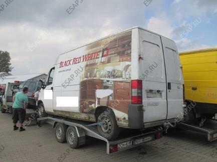 КОРОБКА ПЕРЕДАЧ PEUGEOT BOXER 2.5 TD 20KM18 FV