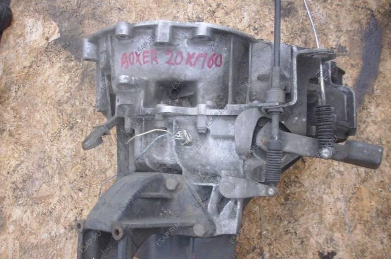 КОРОБКА ПЕРЕДАЧ PEUGEOT BOXER CITROEN JUMPER 25 TD