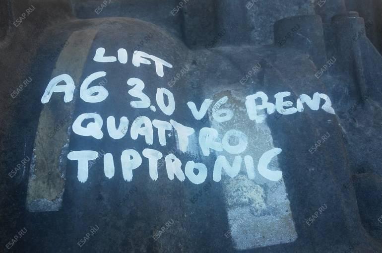 КОРОБКА ПЕРЕДАЧW АВТОМАТИЧЕСКАЯ QUATTRO AUDI A6 C5 3,0 V6