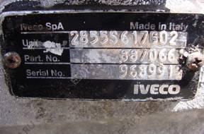 КОРОБКА ПЕРЕДАЧW  IVECO EUROCARGO 6-СТУПЕНЧАТАЯW  2855S.6