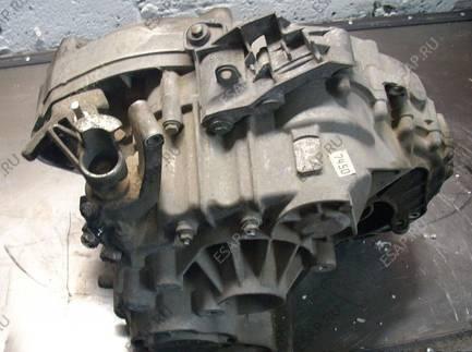 КОРОБКА ПЕРЕДАЧw VW T5 2.5TDI 6b synchro 4x4