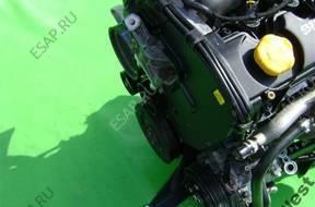 LANCIA LYBRA двигатель 1.9 JTD 937A2000 Komplet