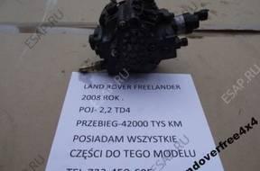 LAND ROVER FREELANDER 2 2.2 TD4 ТНВД