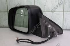 левое зеркало JEEP GRAND CHEROKEE 18-PIN (FULL) электро, память, подогрев, монохром, ассистент полосы