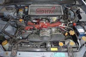 Longblock двигатель Subaru Impreza WRX 2,5 05-07