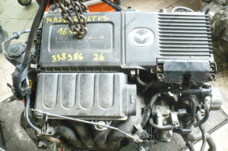 MAZDA 3 1.6B двигатель Z6 46tys 2005rok
