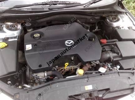 MAZDA 6 5 MPV  2.0 CITD двигатель RF5C