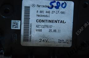 MERCEDES ACTROS MP3 HECKMODUL A 0014462717