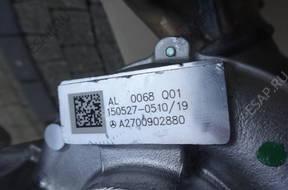 Mercedes ТУРБИНА  270 A270 A2700902880