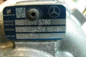 MERCEDES W 212 W 204  ТУРБИНА 2.2 CDI A651