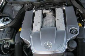 MERCEDES W203 C32 AMG двигатель комплектный KOMPRESSOR