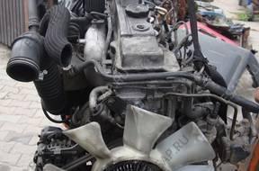Mitsubishi V20 Pajero 2,8 td 1996 двигатель комплектный