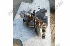 МКПП 20GP17 6-ступенчатая CITROEN JUMPER 2,2 HDI 2013