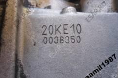 МКПП 20KE10 JUMPER DUCATO BOXER 1.9 TD