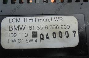 МОДУЛЬ БЛОК УПРАВЛЕНИЯ WIATE BMW E39 61358386209
