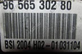 МОДУЛЬ BSI 2004 H02 CITROEN C4 C5 9656530280
