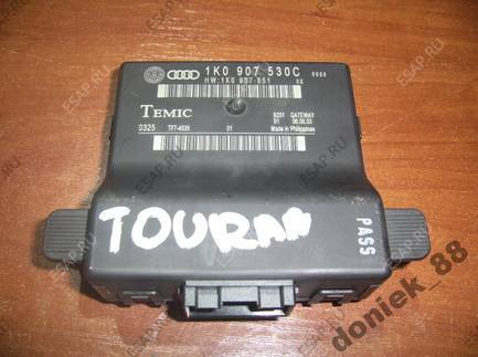 МОДУЛЬ GETWAY 1K0907530C GOLF V TOURAN AUDI A3 LEON