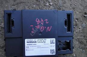 МОДУЛЬ komfortu  Nissan Qashqai  284B2JD02D