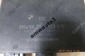 МОДУЛЬ PDC 9129815 BMW E39 E46 Z4 E85 E86
