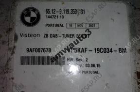 МОДУЛЬ RADIA BMW 1 E87 3 E90 5 E60 X5 E70 X6 E71 Z4