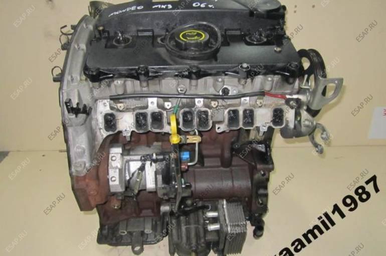 MONDEO MK3 2.2 TDCI двигатель QJBA 6S7Q 155KM 06r GWA