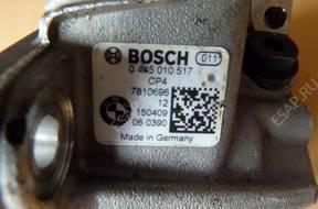 НАСОС BMW F10 F11 E60 E87 E90  2.0 TDI 0445010517