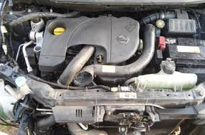 NISSAN NOTE двигатель  1.5 DCI K9KF276