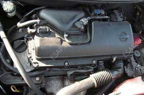 NISSAN NOTE E11 1,4 16V двигатель с GWARANCJ