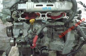 NISSAN QASHQAI NOTE JUKE 1.6 двигатель HR16