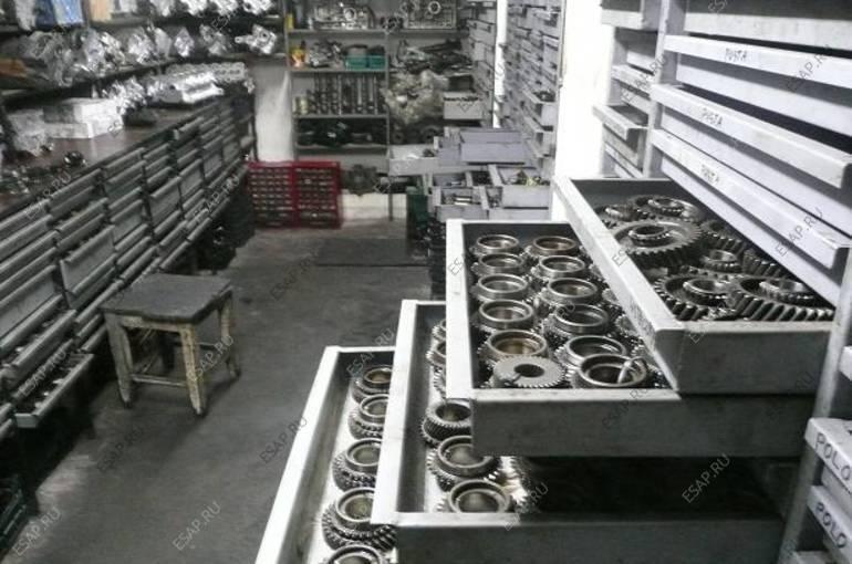 НОВАЯ КОРОБКА ПЕРЕДАЧ Citroen Jumper 3.0HDI M40 Wwa