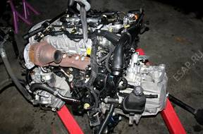 OPEL INSIGNIA 2.0 CDTI двигатель + SKRZYNIA A20DTH