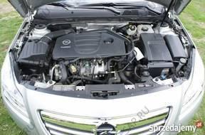 OPEL INSIGNIA 2011 год двигатель 2 T 220 л.с.