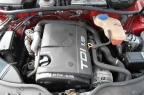 Passat B5 Audi A4 двигатель 1.9 TDI AFN 110 л.с. 100TYS