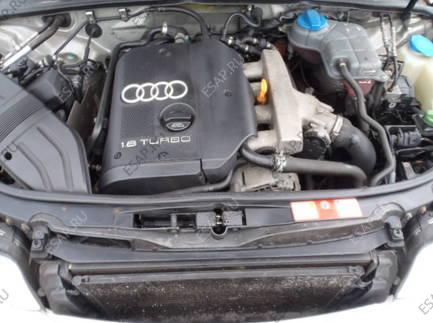 двигатель Passat B5fl Audi A4 B6 00 05 год 18t Avj Awt турбина