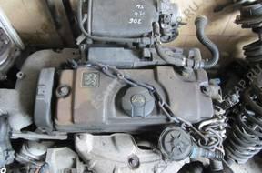 PEUGEOT 107 207 307 двигатель 1.4 8V KFX 10FS9C PSA