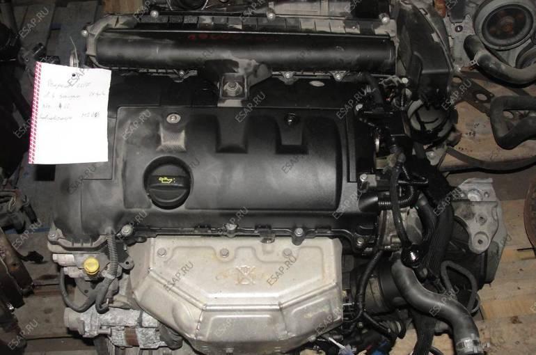 Peugeot 207 1,4 бензиновый двигатель kpl + skrzynia