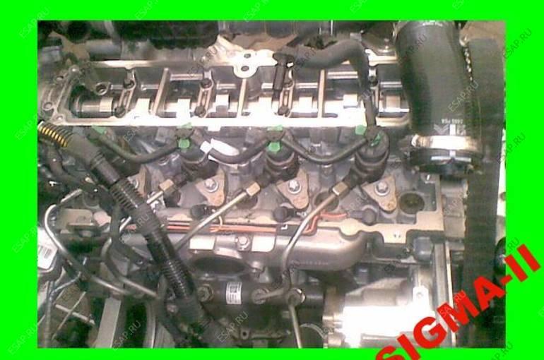 PEUGEOT 207 208 508 PARTNER двигатель 1.6 HDI 2300KM
