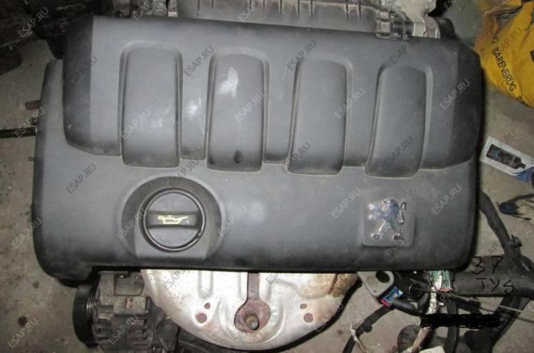Peugeot 207 307 C3 C4 двигатель 1,4 16V KFU.комплектный
