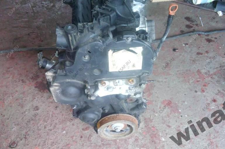 PEUGEOT 207 C3 1.4 HDI BHZ двигатель форсунки насос